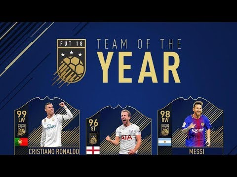 FIFA 18 TOTY Defenders COUNTDOWN: New FUT Ultimate Team cards to join Kante and Ronaldo