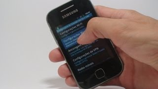 Como Usar Seu Android Como Modem Galaxy Y