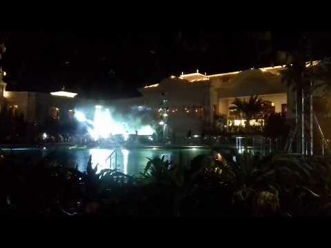 Sơn Tùng MTV live trên sân khấu Nhạc Nước tại The Grand Vũng Tàu