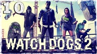 Watch Dogs 2. #10: Хороший вид.