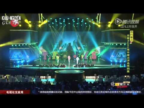 [Vietsub Live] 150330 TFBoys – Cưng chiều (宠爱) @ 22th Oriental Billboard Awards