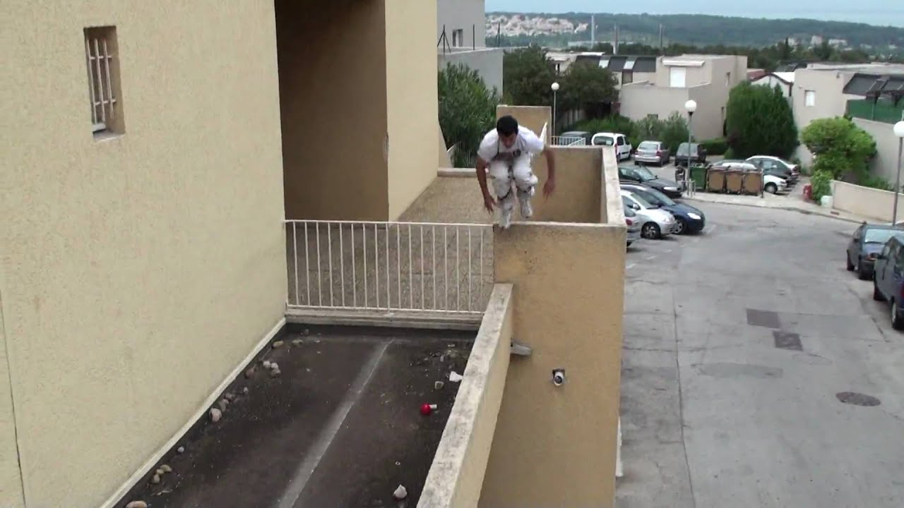 5 Reasons To Practice Parkour