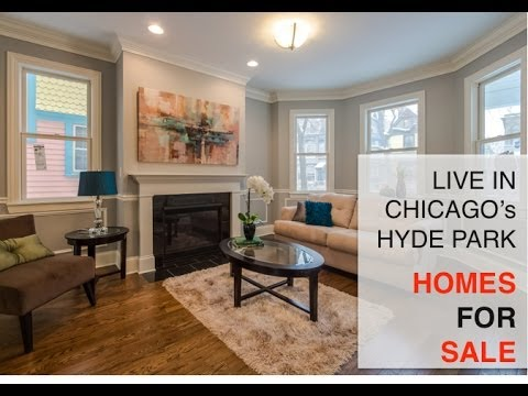 Homes for Sale in Chicago's Hyde Park Nieghborhood