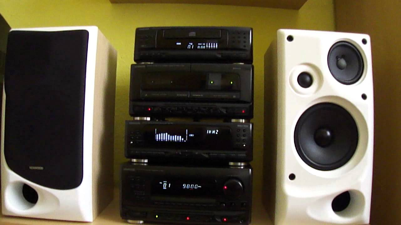 Kenwood Ud 90 High End Best Audio System Ever Youtube