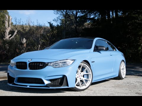 Dinan BMW M4 Review! Did BMW Screw Up?