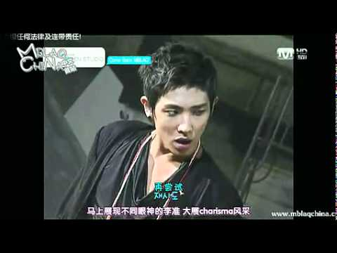[ENG SUB] MBLAQ Mona Lisa MV Shooting Behind The Scenes