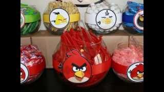 Angry Birds Birthday Party Ideas Angry Birds Birthday