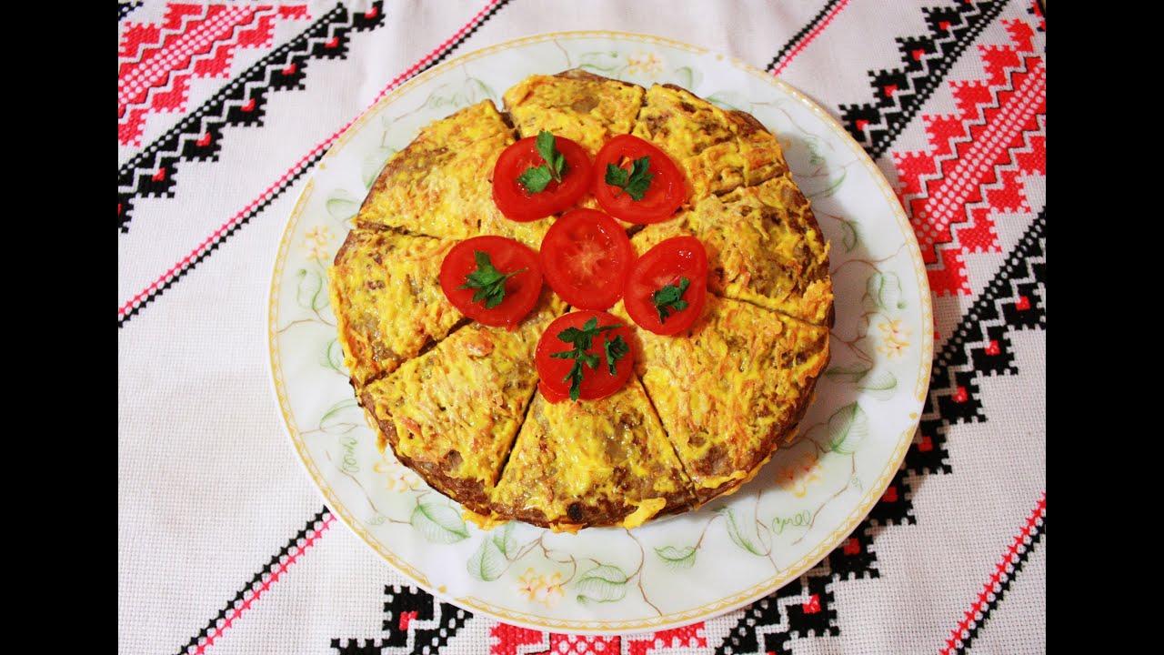 Блюда из печени рецепт