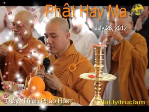 Phật Hay Ma
