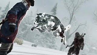 Assassin's Creed 3 Wolf Power Trailer (Tyranny Of King Washington)