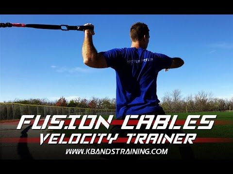 Fusion Cables Velocity Training (Baseball - Softball)