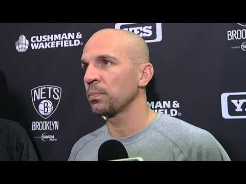 Brooklyn Nets head coach Jason Kidd on Motivation