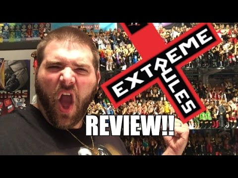 WWE EXTREME RULES 2015 REACTIONS and REVIEW! Full Show Match RESULTS and ANALYSIS!