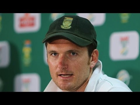 Kimber: When cricket stood still for Graeme Smith