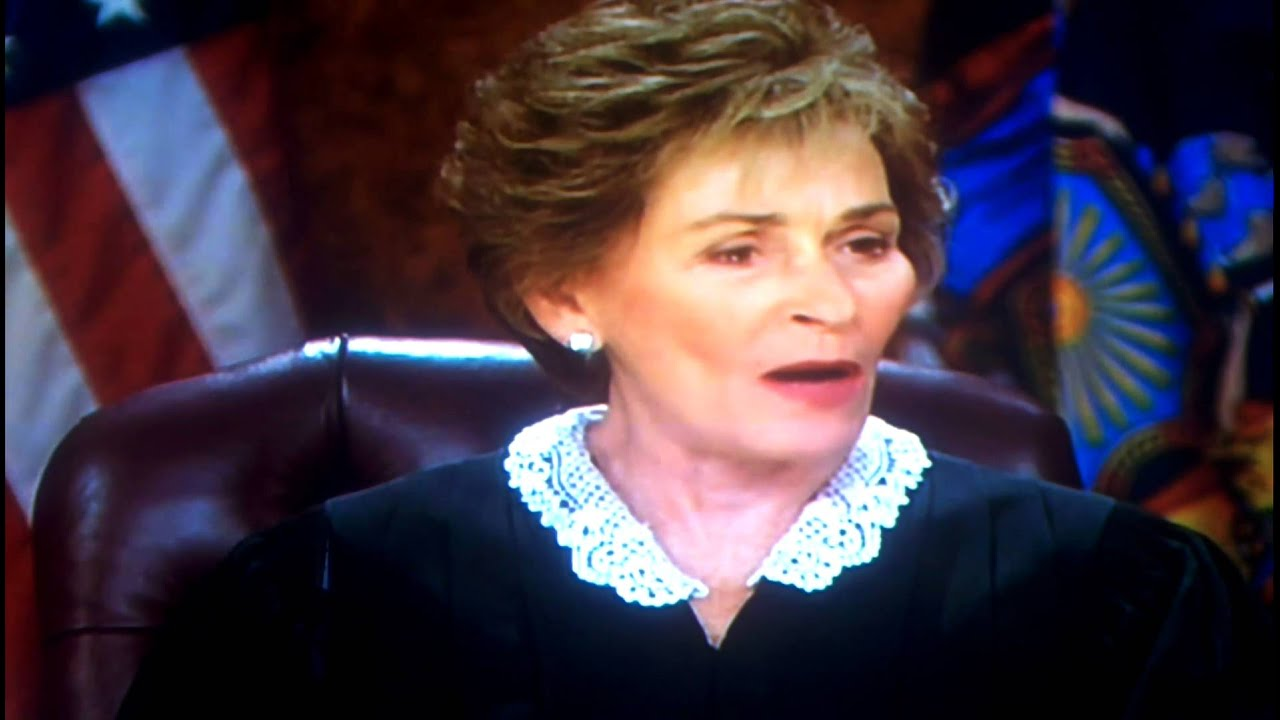 Judge Judy  Encyclopedia Wikia  FANDOM powered by Wikia
