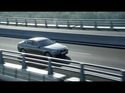 BMW 5 Series 2011 Commercial