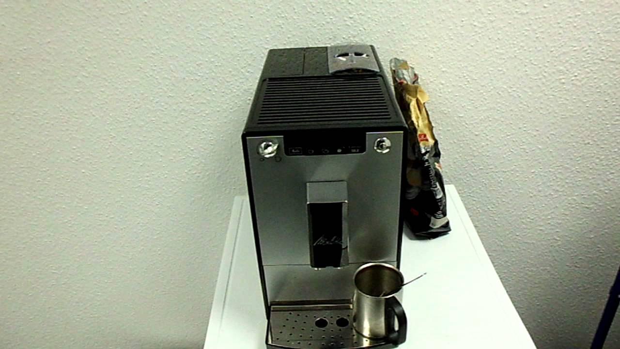 kaffeevollautomat caffeo solo melitta fehlermeldung. Black Bedroom Furniture Sets. Home Design Ideas