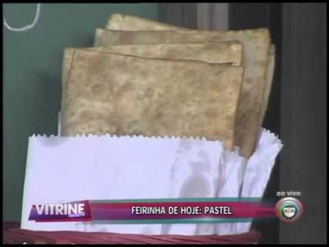 Pastel assado é boa opção para saborear sem gordura (23/05)