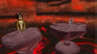 "Madagascar 2: The Game (PC) Volcano Rave ""Shango"