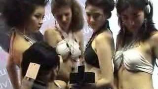 Sexy Asian Model SEK 2007 In Korea