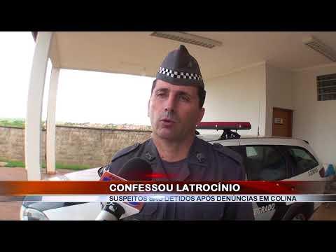 02/04/2018 - Indivíduo é preso por posse ilegal de arma de fogo em Colina e interrogado pela Polícia Civil confessa crime de latrocínio em Barretos