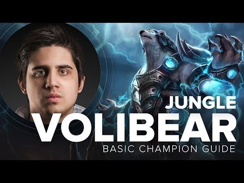 Volibear jungle Season 5 guide by TL IWillDominate   League of Legends