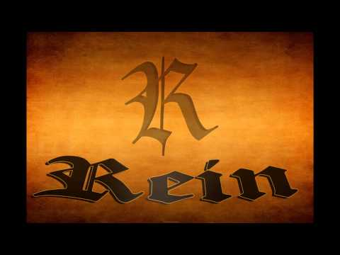 Rein - Awake in the Dark : Demo Guitars