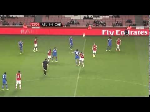Arsenal u21 vs chelsea (h)