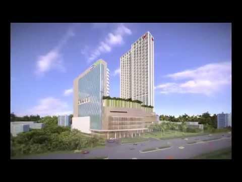 Lippo Embarcadero Suites Bintaro Sektor 9 Jakarta