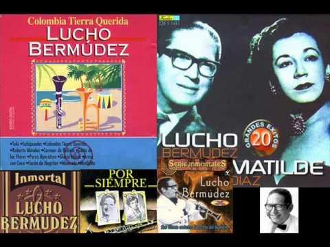 Matilde Diaz con Lucho Bermudez - Colombia tierra querida