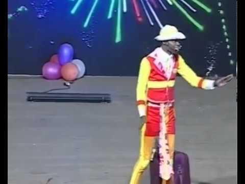BONJOUR 2012 avec Agalawal (ondikoi.net #Comedy #ivorycoast )