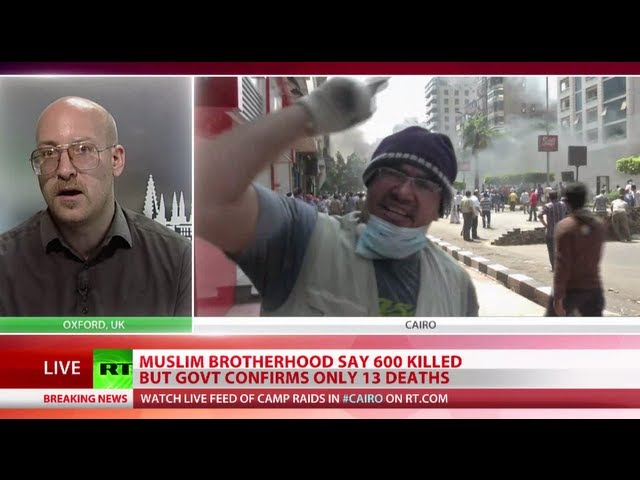 Breaking the Brotherhood: Is Egypt sliding into bloody civil war?