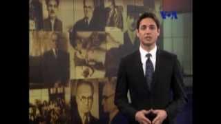 """تحقیق VOA  برنامه """"صفحه آخر"""" در مورد استاد احمد کسروی"""