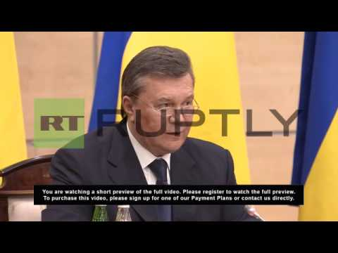 Russia: Yanukovych claims his role renders Rada's laws illegitimate