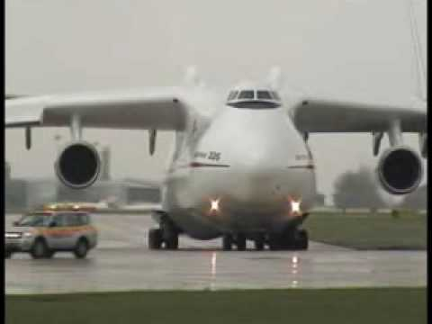 Antonov 225 Takeoff