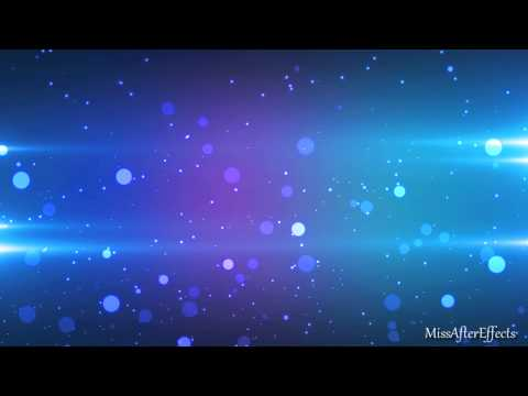 Colorful Galaxy Bokeh Effect Background Free Download Motion Graphic