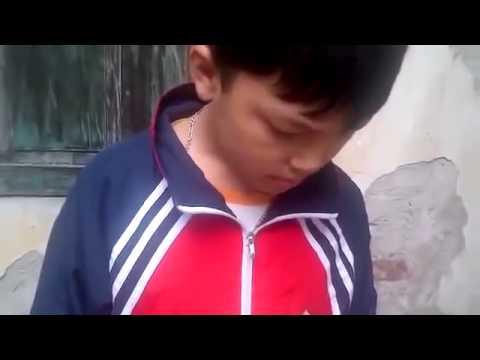 Trẻ trâu trèo tường đột kích bị bắt Hót clip vui 2015