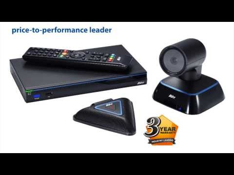 EVC130 Video Conferencing System Intro Video