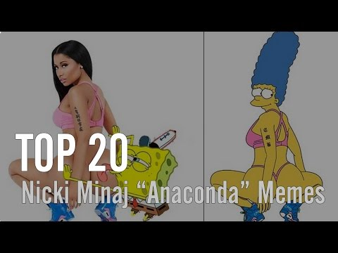 Top 20 Nicki Minaj