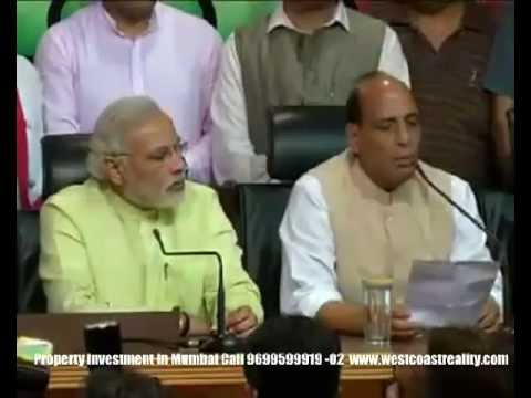 2013 Narendra Modi Declared Prime Minister Candidate  of BJP 39th Parliamentary Board Meeting, Delhi