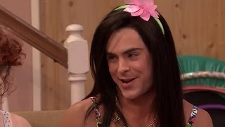Zac Efron TWERKS In DRAG & Makes A Pretty Girl