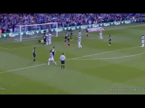 Niko Kranjcar ankle breakers vs Wigan