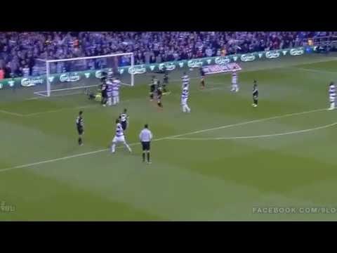 Niko Kranjcar ankle breakers vs Wigan