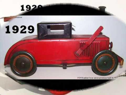 Old Pressed Steel Toys - Παλιά μεταλλικά παιχνίδια