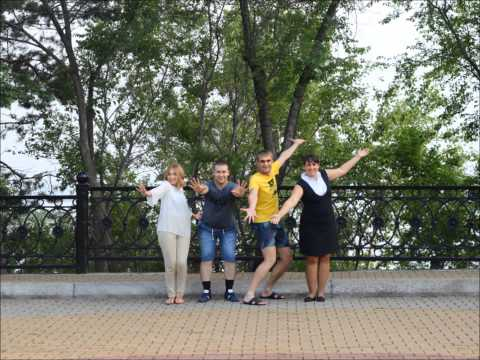 Предсвадебный stop-motion от друзей, для свадьбы Александра и Яны, 05.07.2013г.