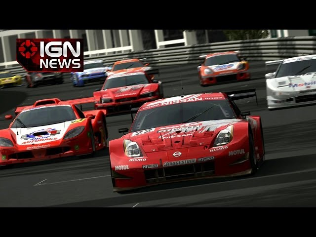 IGN News - Gran Turismo 6's Most Expensive Car Costs £120