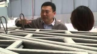 10 домов за 24 часа напечатали 3D принтером в Китае