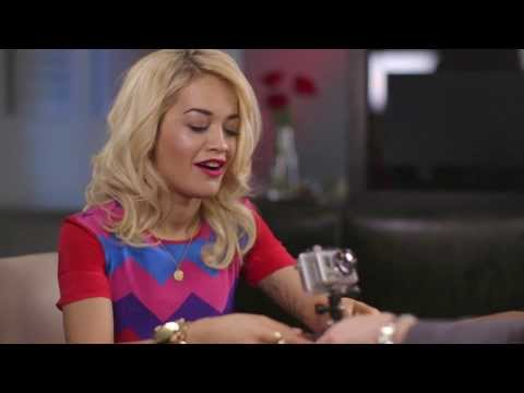rita ora @ The Hot Desk
