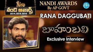 Rana Daggubati Exclusive Interview