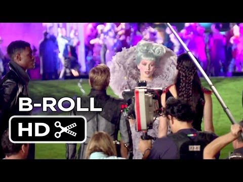 The Hunger Games: Catching Fire Official B-Roll (2013) THG Movie HD,